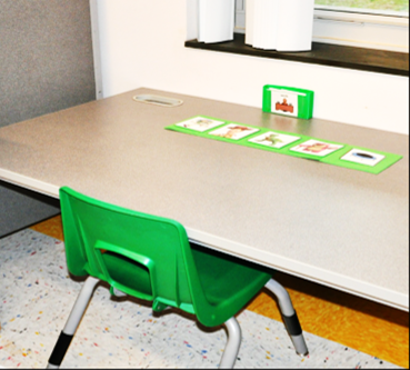 How to get started with Independent Work Stations in your special needs classroom