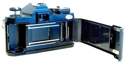 Yashica FX-3 Super 2000, Film box