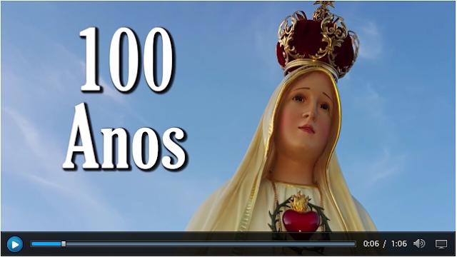 Centenário das Aparições de Nossa Senhora de Fátima - 100 anos - Paulo Eduardo Roque Cardoso