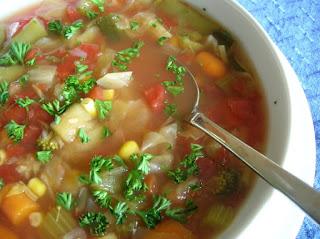 Cara Diet Secara Alami dan Cepat Dengan Sup Langsing Dalam 30 Hari