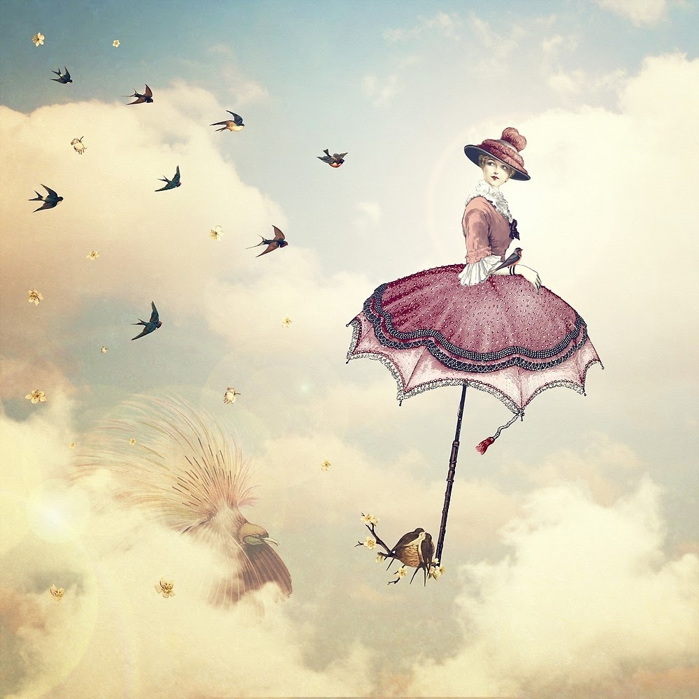 05-Another-Kind-of-Mary-Poppins-Paula-Belle-Flores-Photographic-Illustrations-of-Digital-Surrealism-www-designstack-co