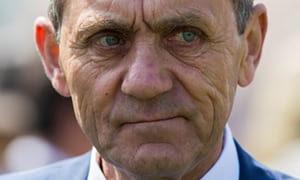 David Evans Horse Trainer
