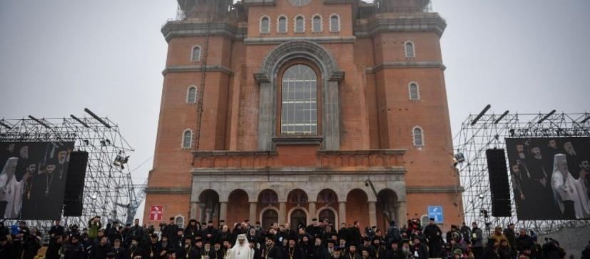 Ο μεγαλύτερος Ορθόδοξος Ναός του κόσμου εγκαινιάζεται στην Ρουμανία - Δείτε ΦΩΤΟ