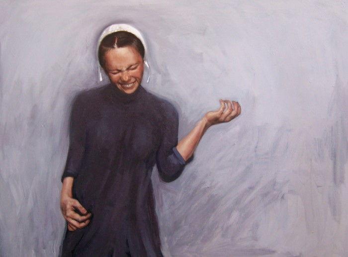 Канадский художник. Paul Richard James