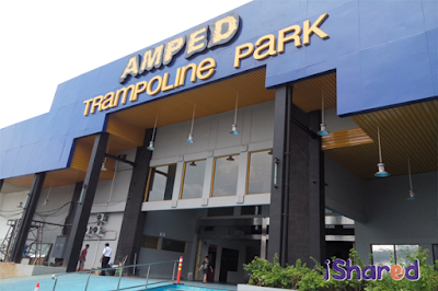 Info Hiburan Jakarta: Amped Trampoline Park