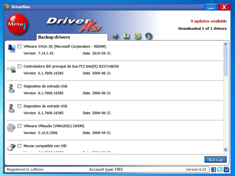DriverMax Pro 9.43.0.280 Full Version Crack Version For Windows Terbaru Gratis