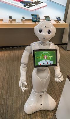 Imagen de un robot