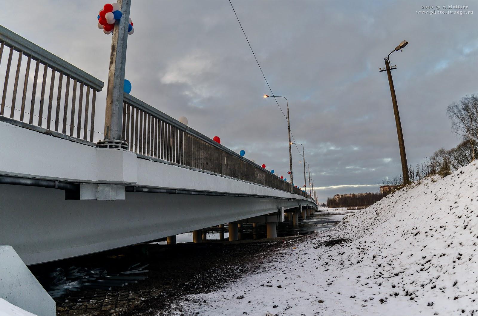 что данная новый мост в колпино фото очень древний