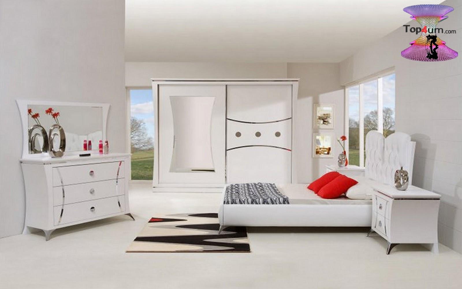 احدث كتالوج صور غرف نوم مودرن 2020 2021 Modern Bedrooms Top4