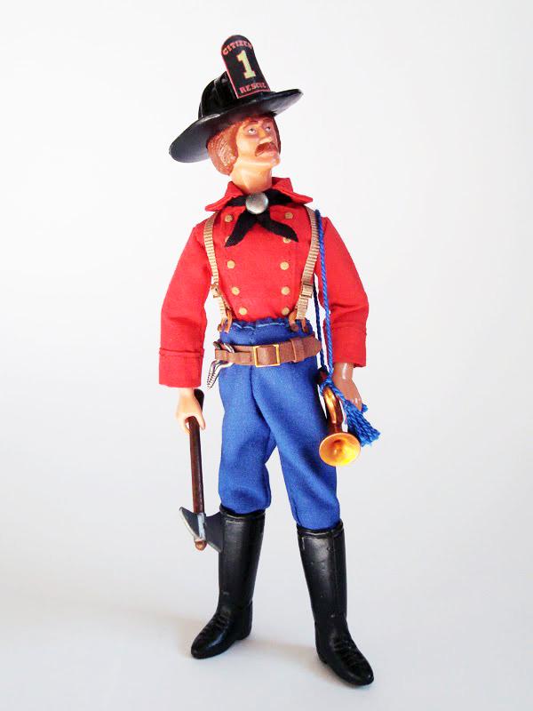 Madelman Bombero US 1850 Custom