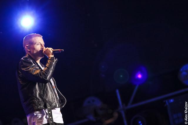 Macklemore на фестивале Ласточка