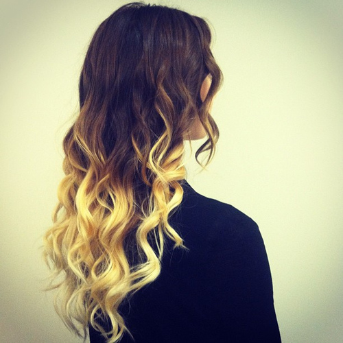 Hair Color Dye Ideas - Colored Hair Powder