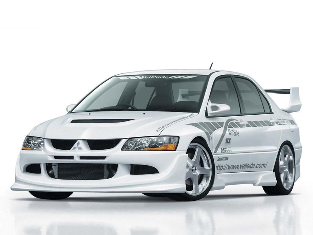 Car Images Mitsubishi Lancer