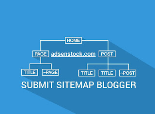 Submit Sitemap Blogger ke Google Search Console