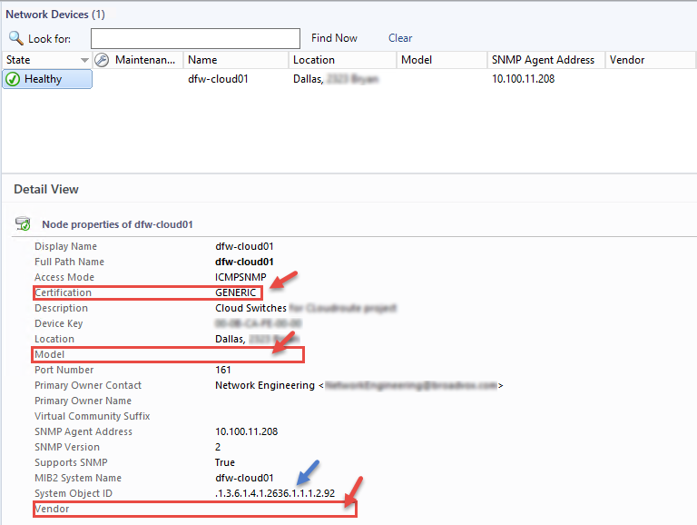 Hybrid Cloud Engineering Blog Juniper Ex4550 Convert Scom Network