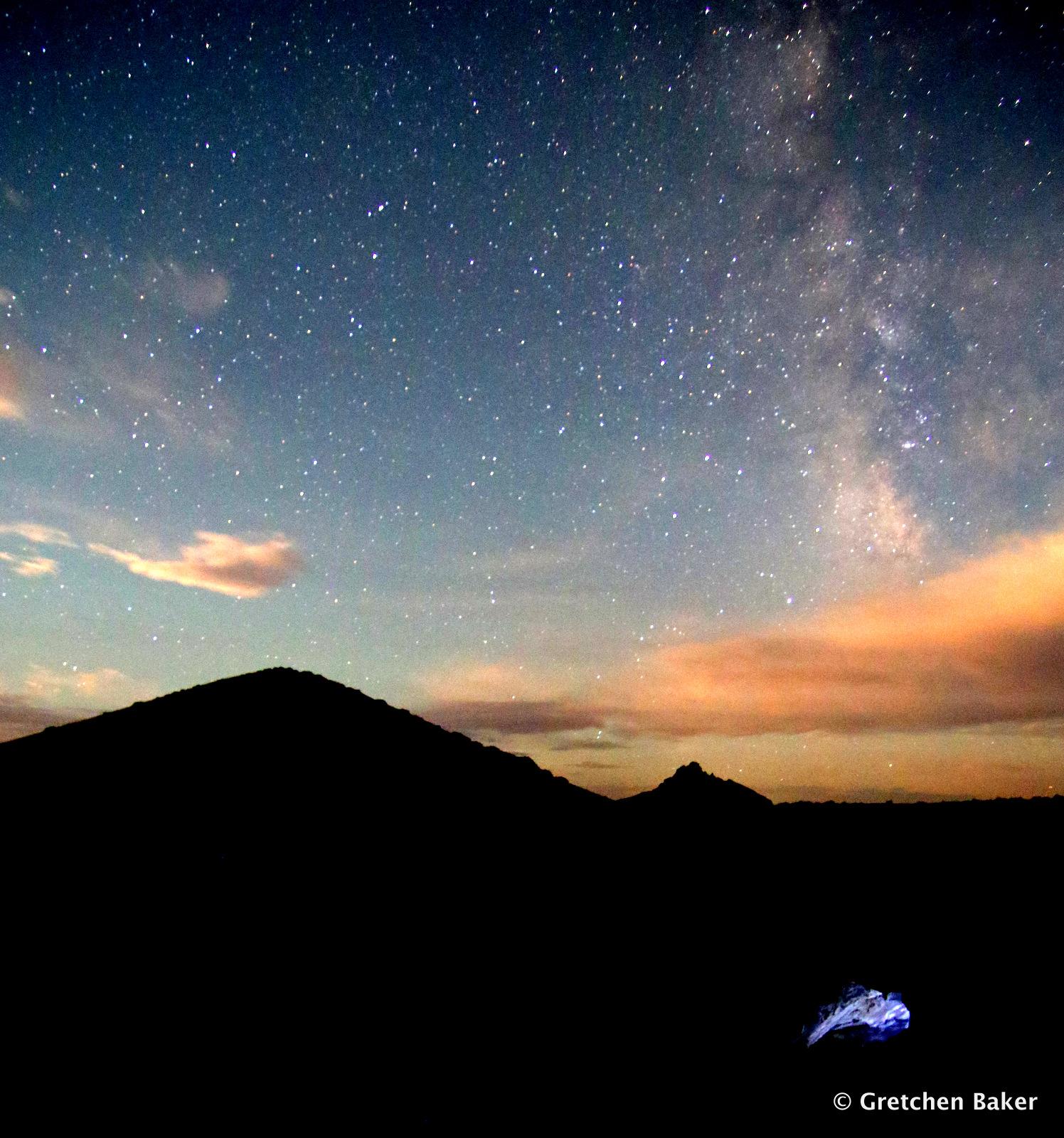 Desert Survivor: Tabernacle Hill Lava Tubes Near Meadow, Utah