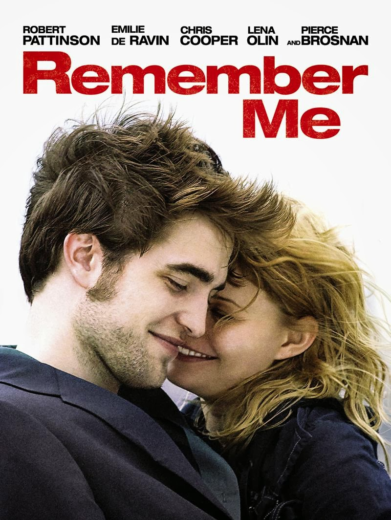 Poster Of Remember Me (2010) In Hindi English Dual Audio 300MB Compressed Small Size Pc Movie Free Download Only At worldfree4u.com