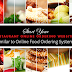 Start Your Restaurant Online Ordering System Similar to Online Food Ordering Websites