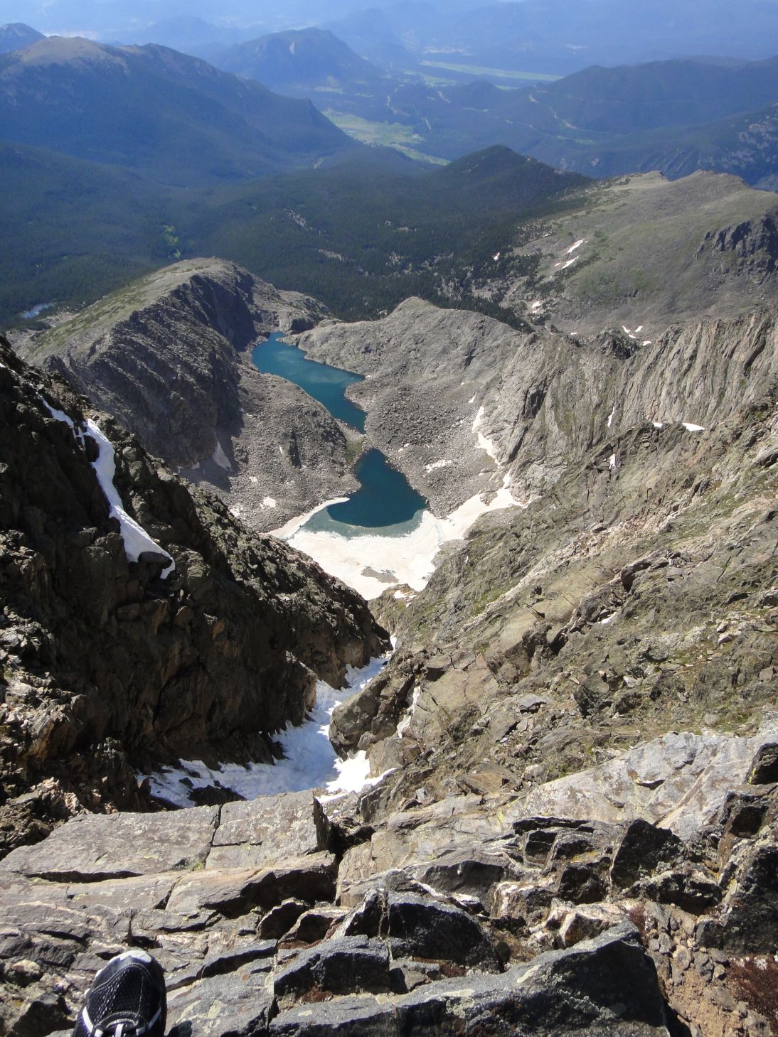 Hiking Rocky Mountain National Park Fay Lakes And