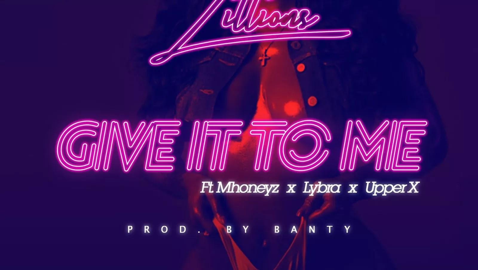 MUSIC: Zillions ft  Mhoneyz x Lybra x Upper X (Prod by Banty