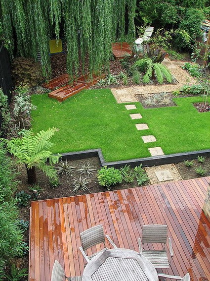 deck and patio ideas for small backyards on a budget 5