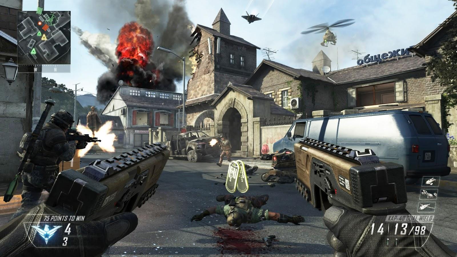Black Ops II (Multiplayer + Zombies) Offline + Online Crack