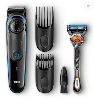 Braun Cordless Trimmer for Men