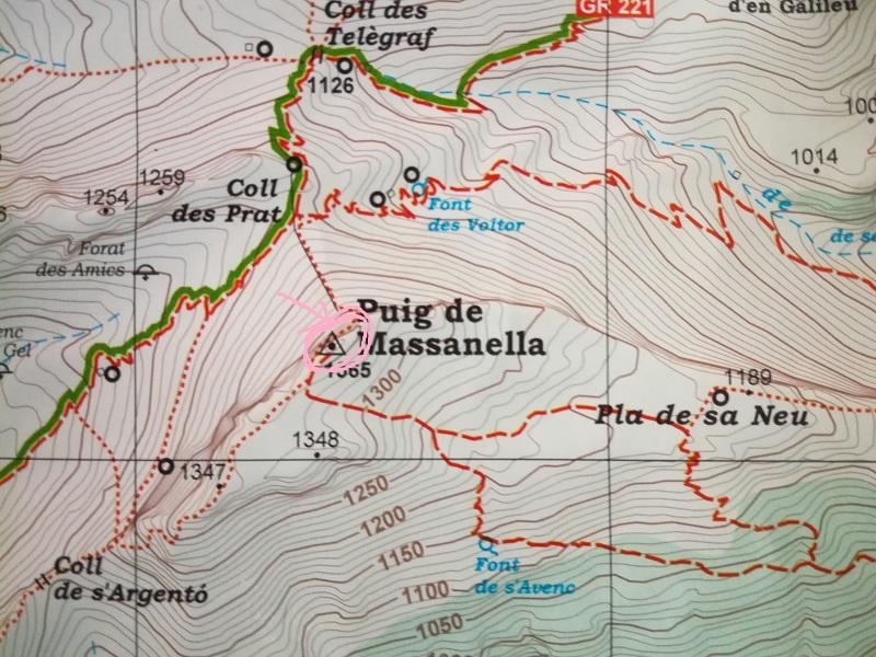 Sotto el Puig de Massanella, 6 agosto 2017
