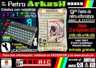 Retro Arkasil Party IX 2017