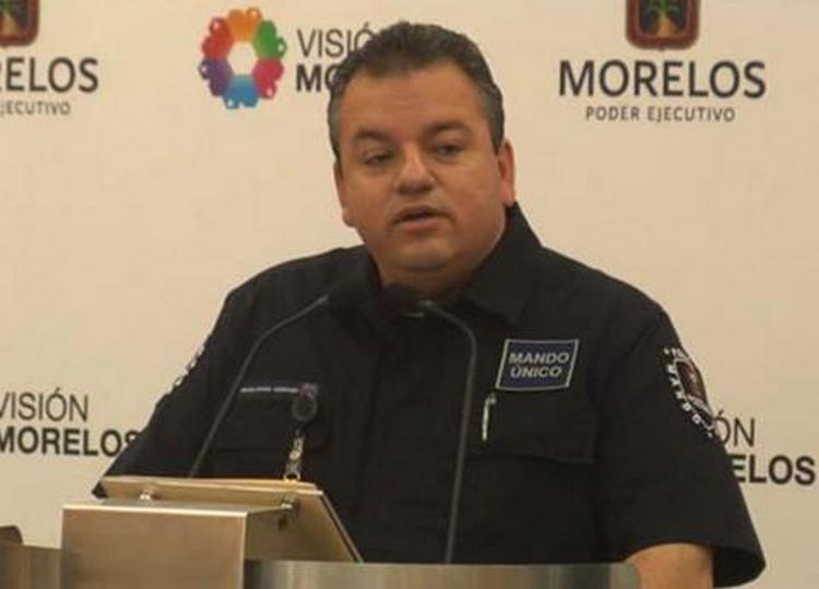 """Si le """"echamos el guante"""" a ''El Carrete'', """"Los Rojos"""" desaparecen: Comisionado de Seguridad de Morelos."""