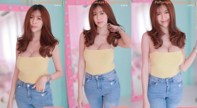 Video Hot Model Cupemag Pattaraya Chayakonnan