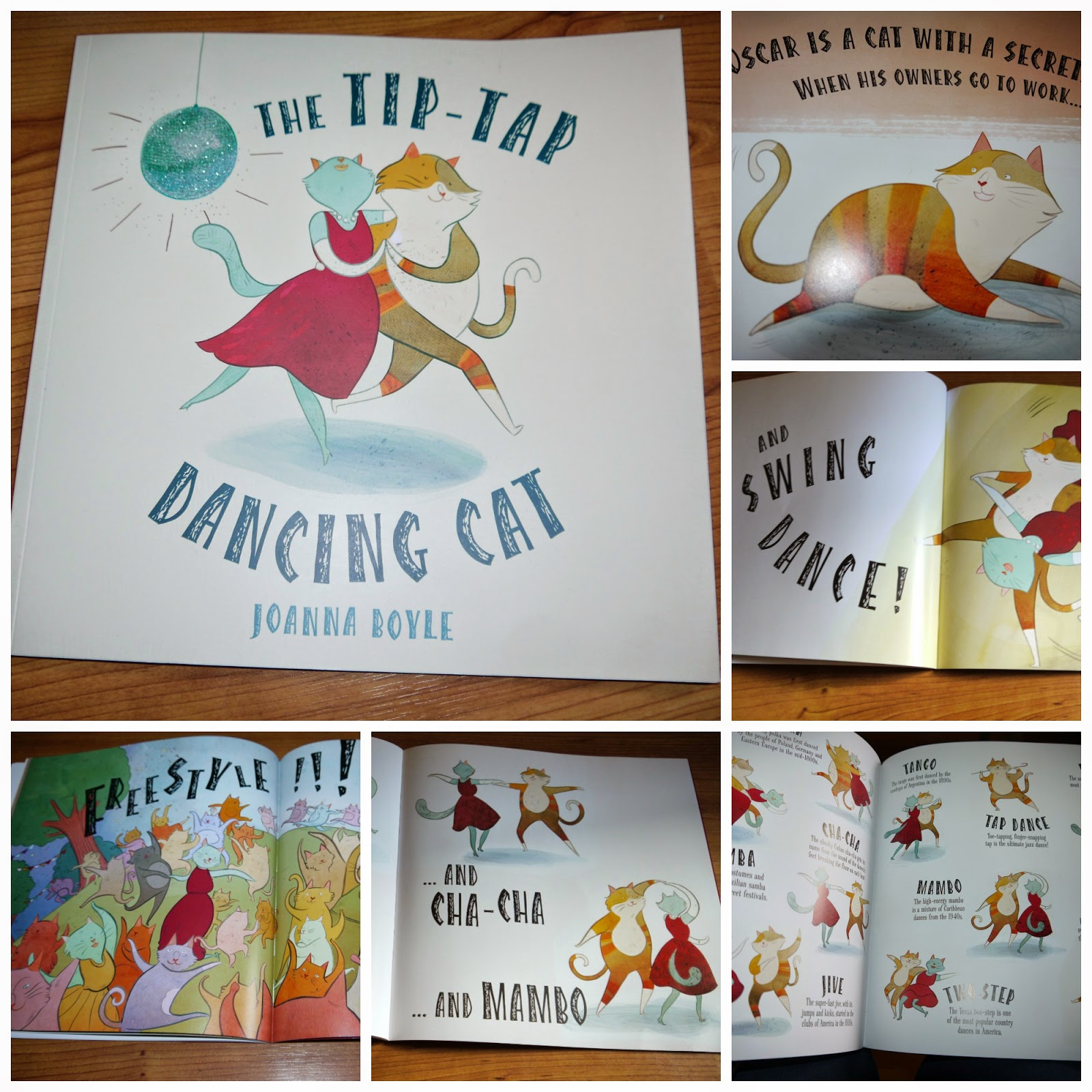 dance, picture books