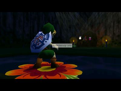 """Πως να παίξετε το """"The Legend of Zelda: Majora's Mask"""" σε HD γραφικά 4"""