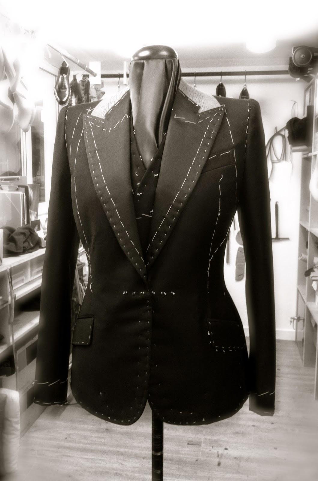 Davide Taub Gieves Amp Hawkes Bespoke Tailoring For Women