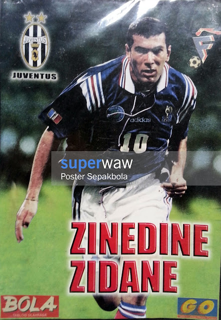 Zinedine Zidane (Prancis 1997)