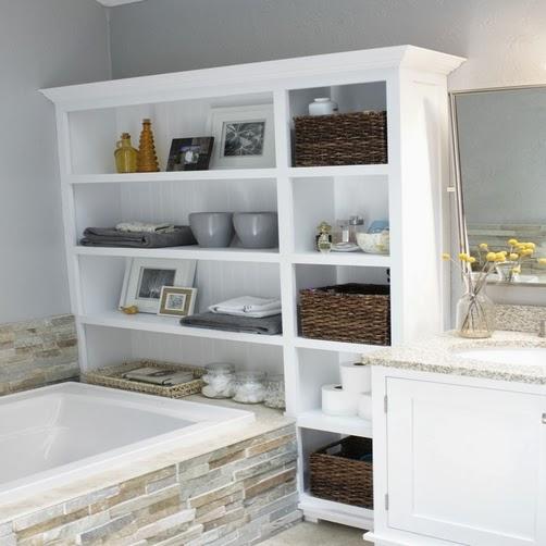 Ideas For Bathroom Storage In Small Bathrooms: Modern Furniture: 2014 Small Bathrooms Storage Solutions Ideas