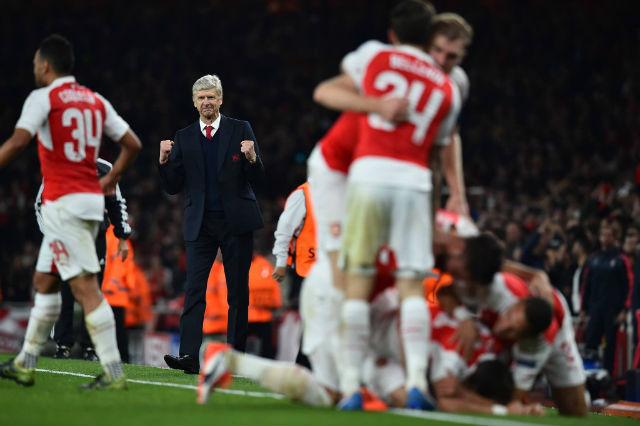 Vidéo Champions League : résumé et buts Arsenal - Bayern Munich