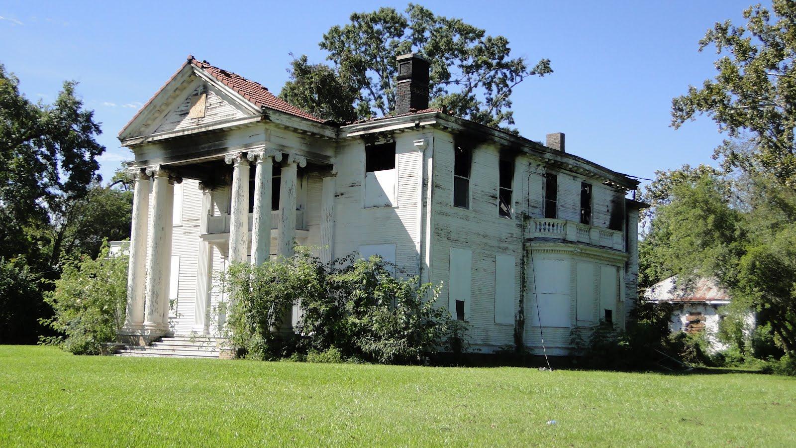 We Saw That...: Alexandria, La. Thompson-hargis Mansion