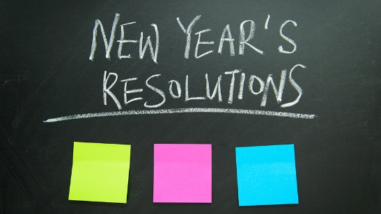 New Year Resolution for Student