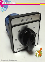 Salelector Switch Voltmeter
