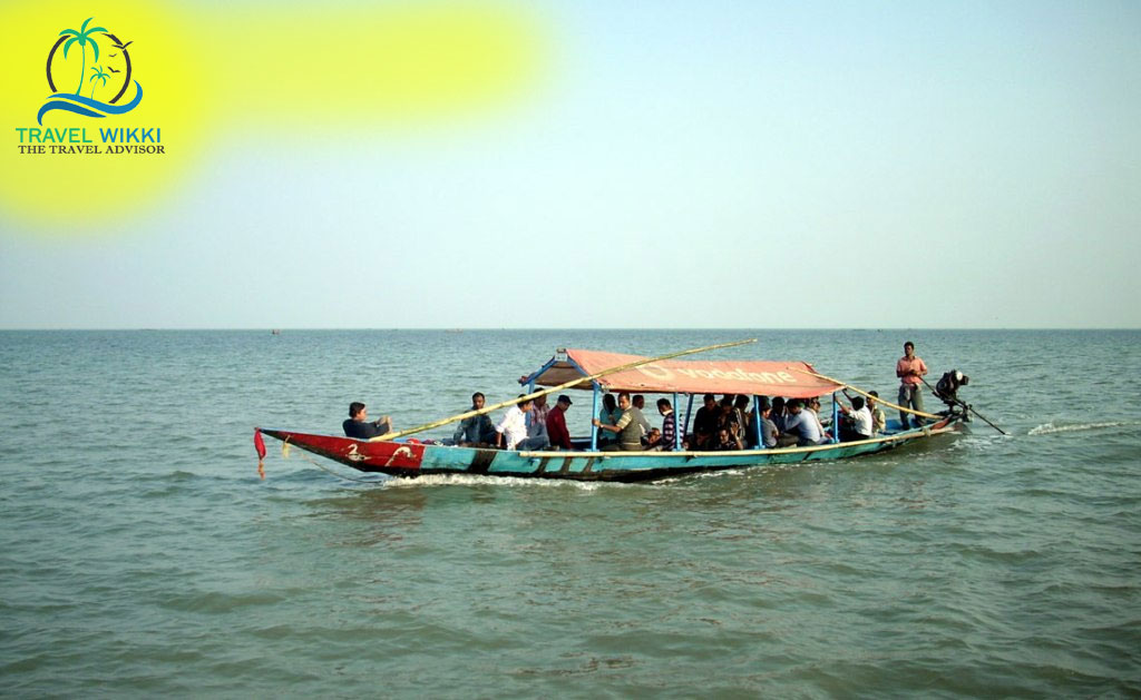Chilika Lake In January