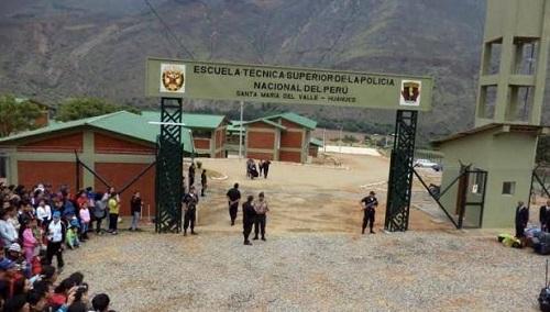 Escuela Técnico Superior PNP - ETS Huánuco