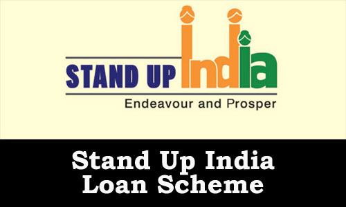 Stand Up India Loan Scheme