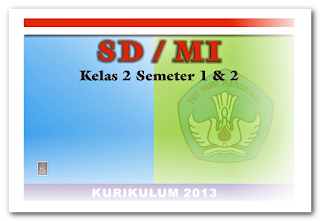 RPP LENGKAP SD/MI KURIKULUM 2013 KELAS I - VI