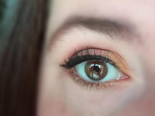 Make Up aux couleurs d'automne 🍂