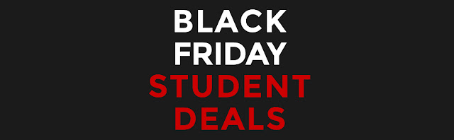 Black Friday Student Deals