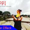 Picsart Tutorial | Cara Membuat Efek Api di Tangan