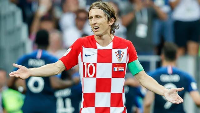 Un club de Serie A discute avec Luka Modric