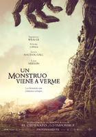 pelicula Un monstruo viene a verme (2016)