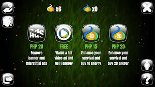 Free 2D Asset Firefly Escape Asset Pack Screenshot 1